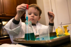 Five Kitchen Sink Science Experiments To Try At Home