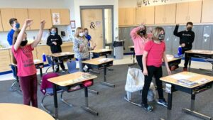 Science Central experiments benefiting DES special education students | Local Education